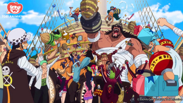 One Piece Stampede Movie Makes 10 billion Yen and Makes History | The Anime Podcast