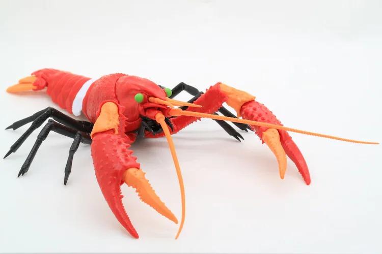 Evangelion crayfish