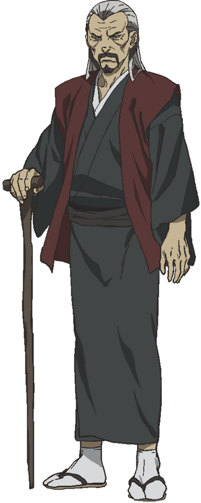 Anotsu Saburo from Blade of the Immortal.