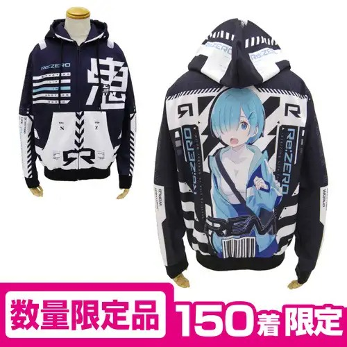 Re: ZERO -Starting Life in Another World- Sudadera con capucha