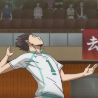 This Fall Volleyball Series Haikyu Is Back For Another Pair Of Anime Compilation Films The First Film Owari To Hajimari Beginning And