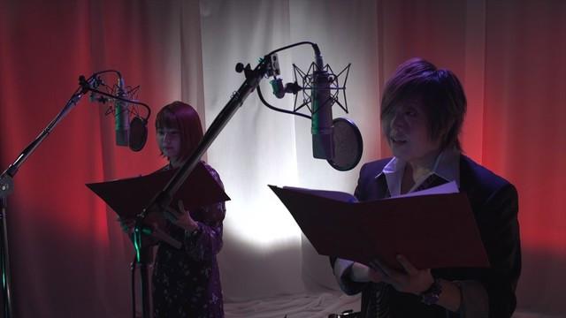 Voice actresses Ayana Taketatsu and Megumi Ogata tell scary stories for the Seiyuu x Kaidan NHK TV special.