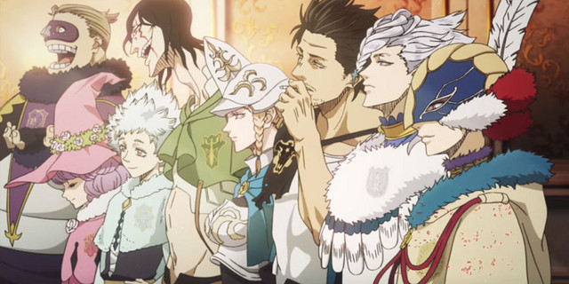 Crunchyroll - OPINION: Why I Still Think Black Clover Is the