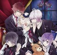 The Fall Season Of Streaming Anime Has BEGUN Diabolik Lovers Based On PSP Visual Novel By Rejet Begins Simulcasting Today