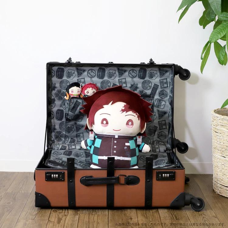Demon Slayer luggage