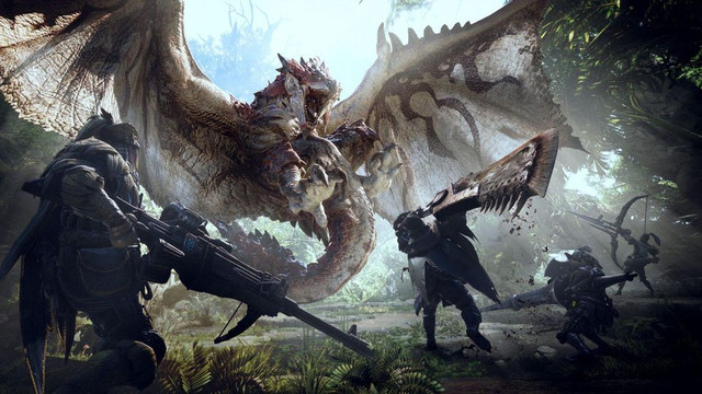 Monster Hunter Film Adaptation Will Begin Production In September