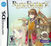 Rune Factory A Fantasy Harvest Moon