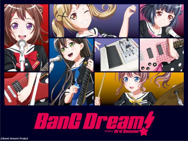 BanG Dream! KV