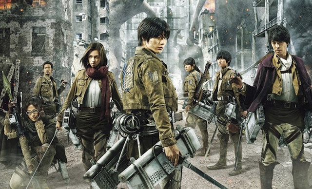 Hollywood Attack on Titan