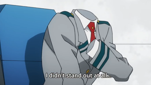 Invisible Girl in My Hero Academia
