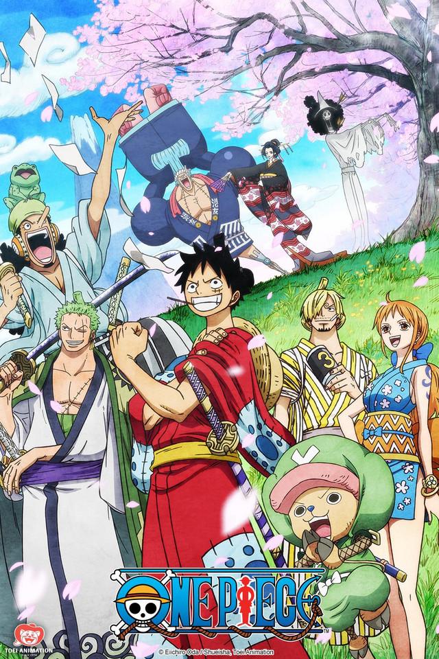 One Piece - Watch on Crunchyroll