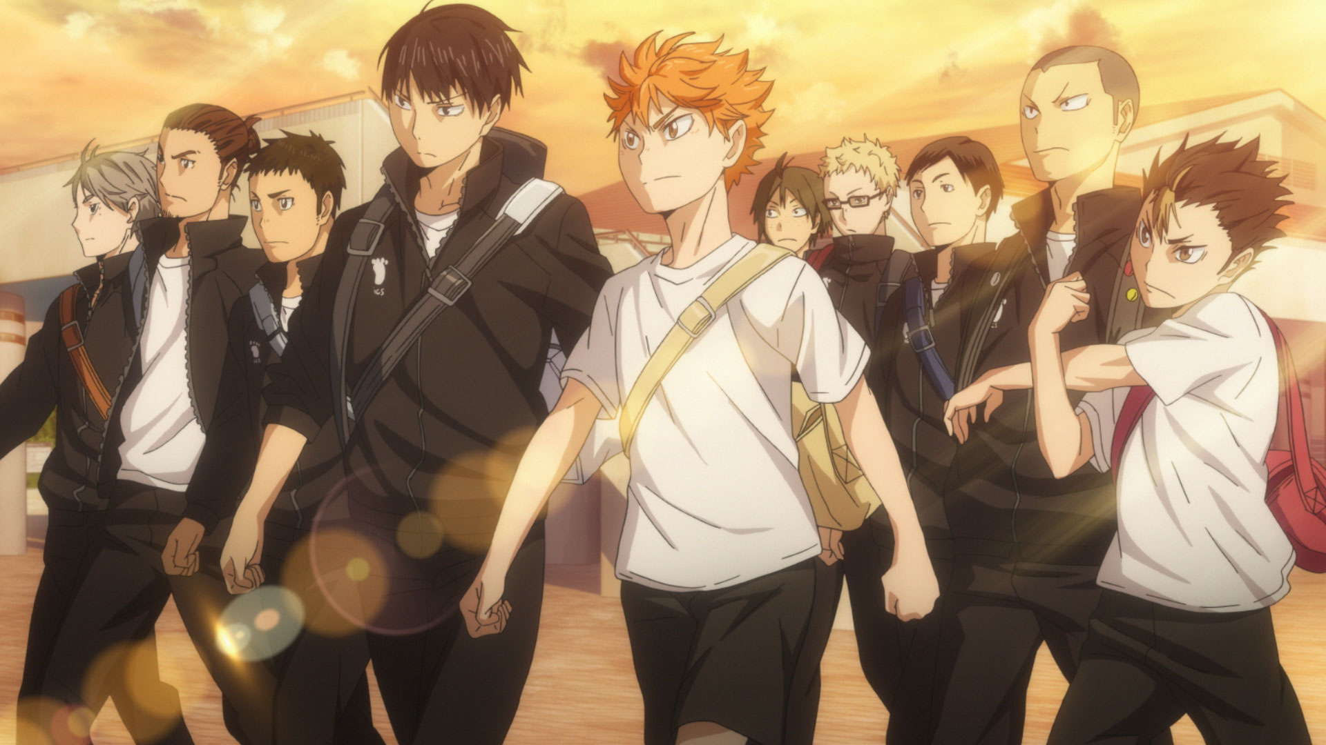 'Haikyu!! Uniform Project'
