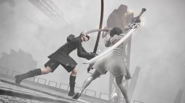 Final Fantasy XIV x NieR