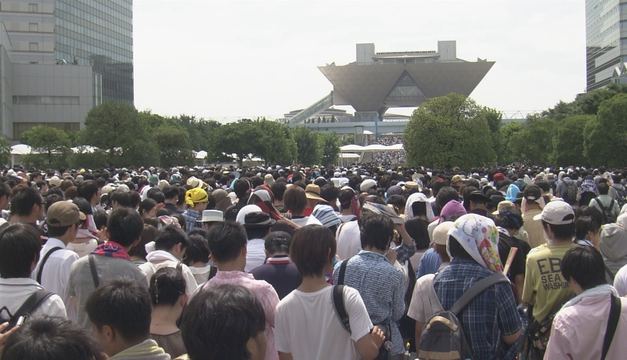 Crunchyroll - NHK to Air Comiket Documentary Focusing on the ...