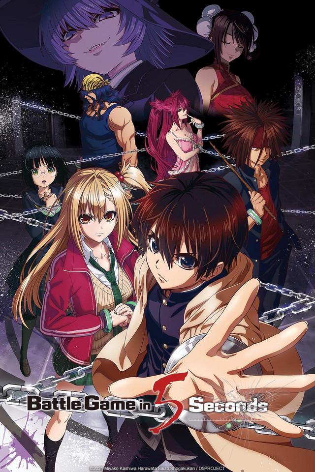 Crunchyroll anuncia títulos doblados para América Latina para la próxima temporada de anime
