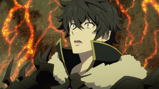 The Rising of the Shield Hero, Naofumi