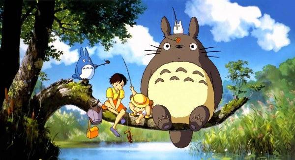 Studio Ghibli's My Neighbor Totoro