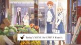 Today's Menu for the Emiya Family