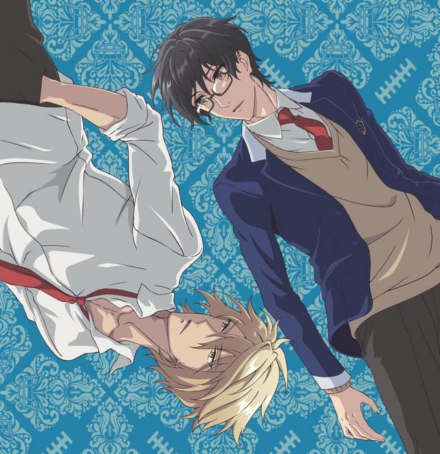 Brawn and brains combine with the two main characters of Try Knights, Akira Kariya and Riku Haruma.