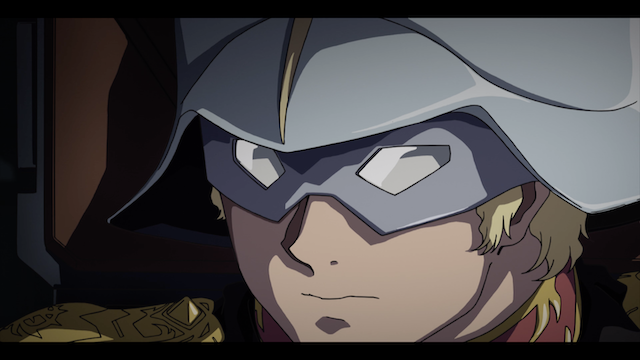 Char Aznable, Mobile Suit Gundam Advent of the Red Comet
