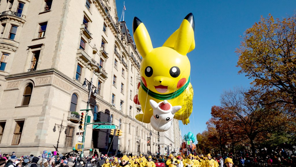 Pikachu Balloon