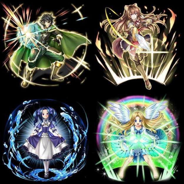 Shield Hero Grand Summoners