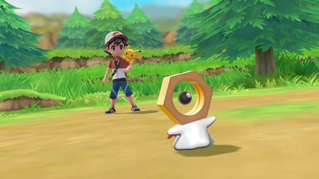 Pokemon's Latest Legendary Monster Is The Ditto Nut, Meltan