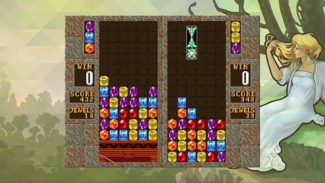Remember: this isn't Tetris!