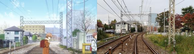 chihayafuru, anime, real life, pilgrimage