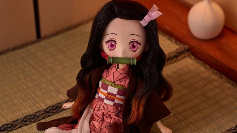 Harmonia Humming Nezuko figure