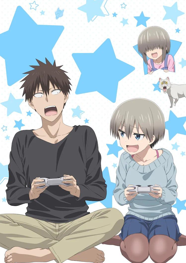 ¡Uzaki-chan quiere pasar el rato!