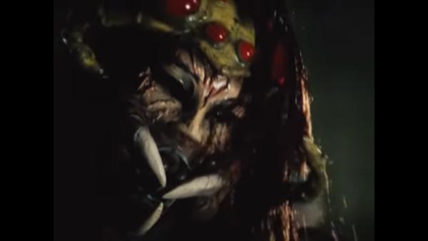 monstruo araña