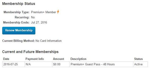 Crunchyroll - Forum - Guest Pass Glitch