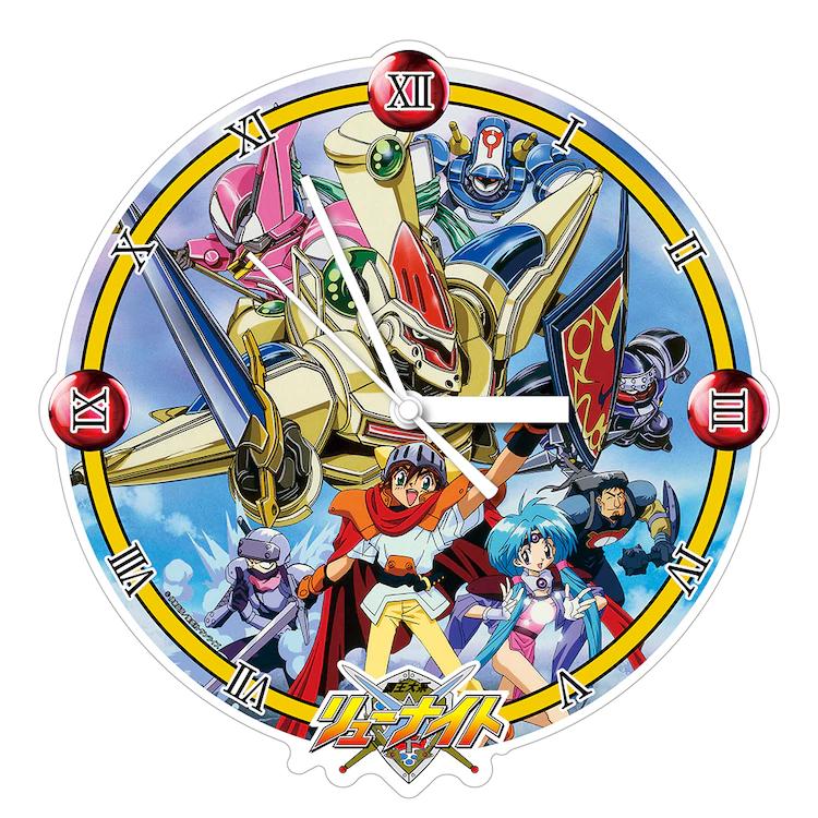 Ryu Knight: Clock