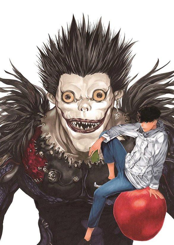 a9865393a40b8b3cabe13ba6241c8dd01579792188 full - Yeni Death Note Manga Kapağı Yayınlandı - Figurex Anime Haber