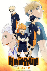 HAIKYU‼ TO THE TOP is a featured show.