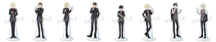 Acrylic Stands (Standard)