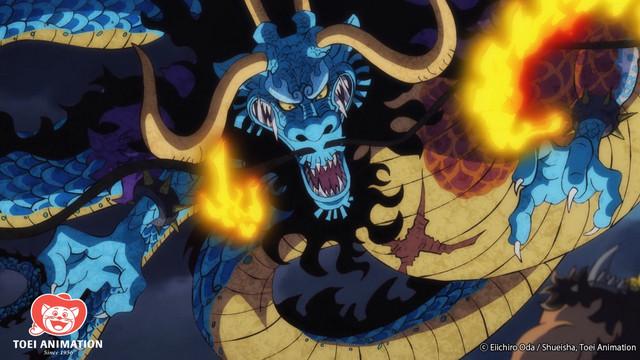 One Piece, Kaido Dragon