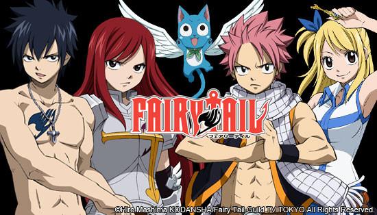 Crunchyroll - Forum - Fairy Tail Anime Catalog
