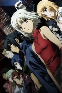 CANAAN (anime)