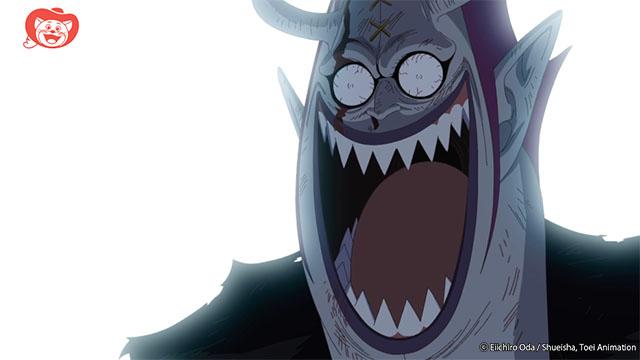 Moria, One Piece
