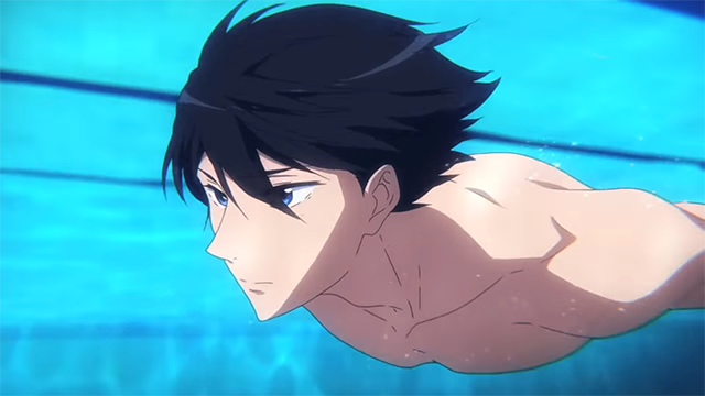 Haru is really a merman
