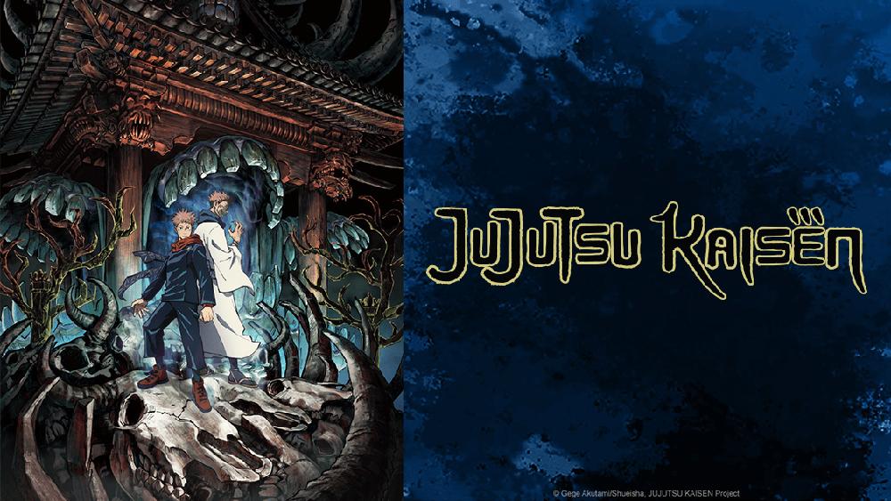 Jujutsu Kaisen Crunchyroll Original