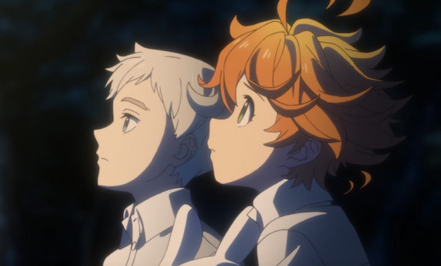 Crunchyroll - The Promised Neverland Anime Trailer Shows Off