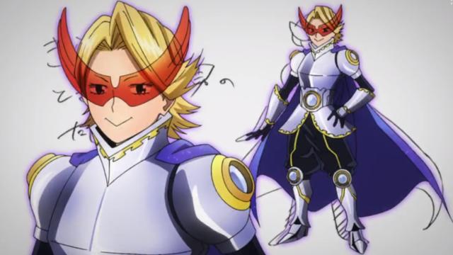 Crunchyroll Ranking The Top 10 Best Costumes In My Hero