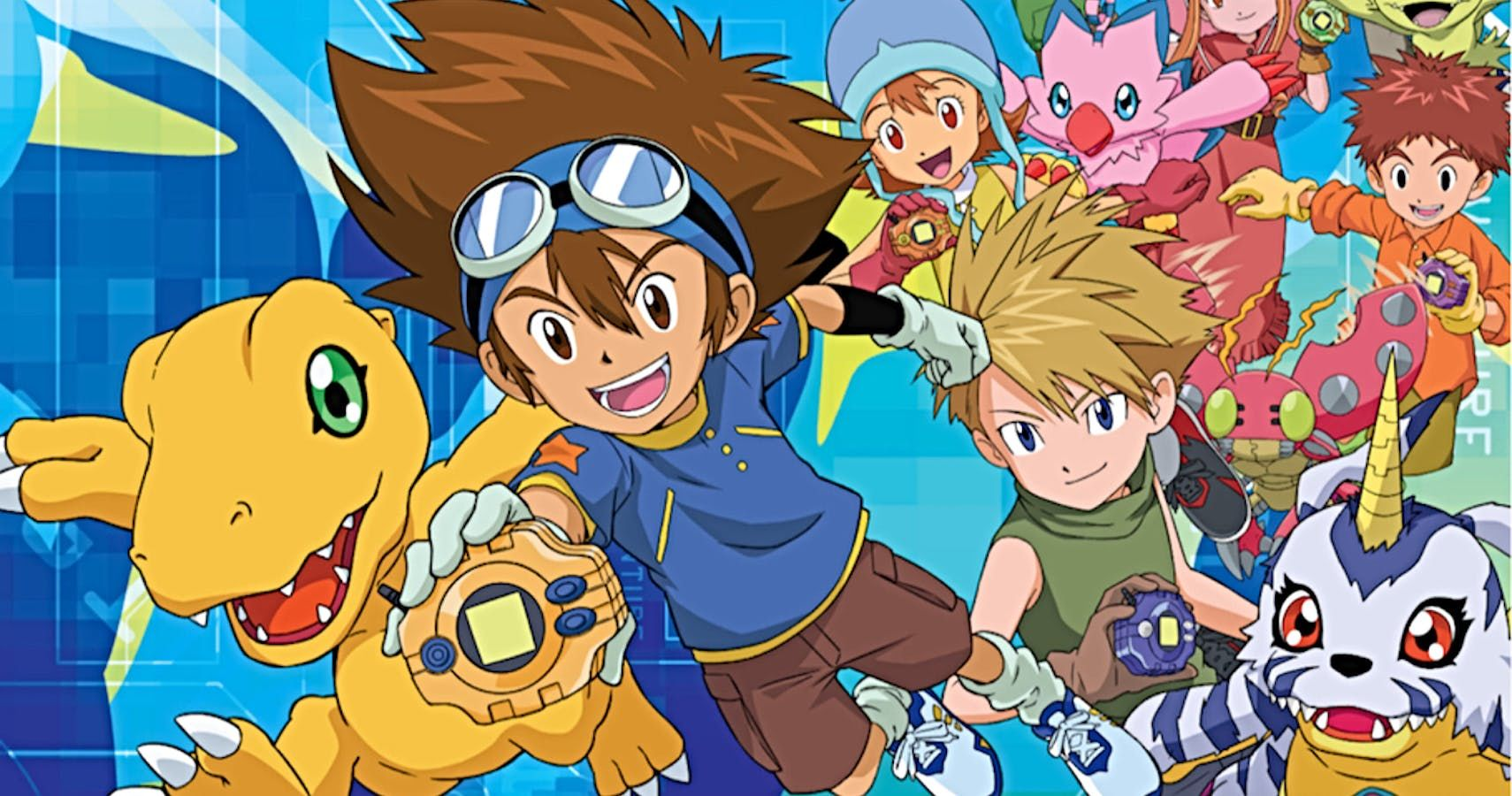The Digi-Destined of Digimon Adventure