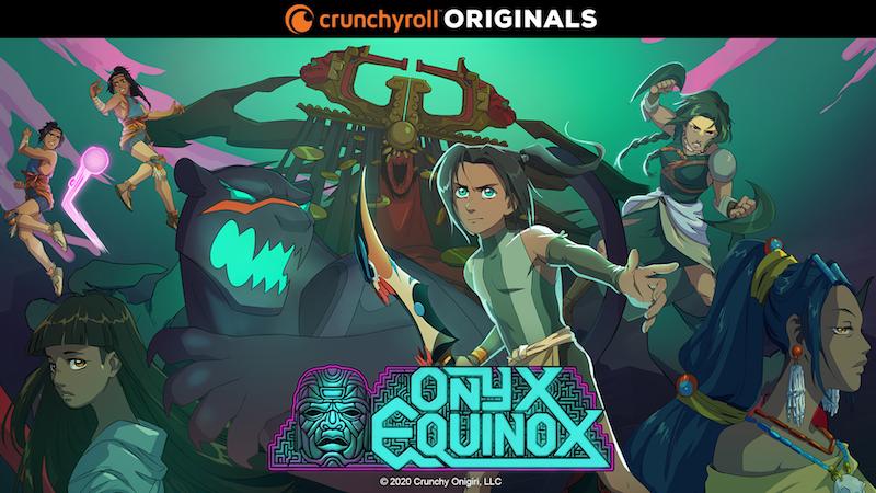 Onyx Equinox at V-CRX