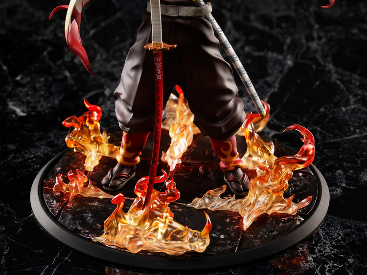 Figura Demon Slayer Rengoku: Base