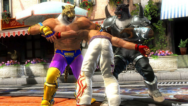 Crunchyroll Forum Which Character Do You Play The Most In Tekken Tag Tournament 2