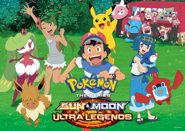 Crunchyroll 22nd Season Of The Pokemon Tv Anime Heads To Disney Xd